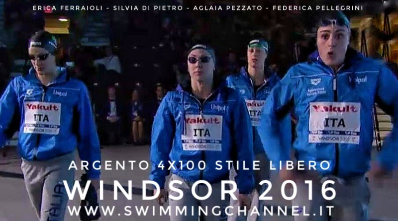Staffetta Italia Windsor 2016 - ph.Swimmingchannel.it