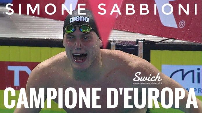 Simone Sabbioni - ph. Swimmingchannel.it