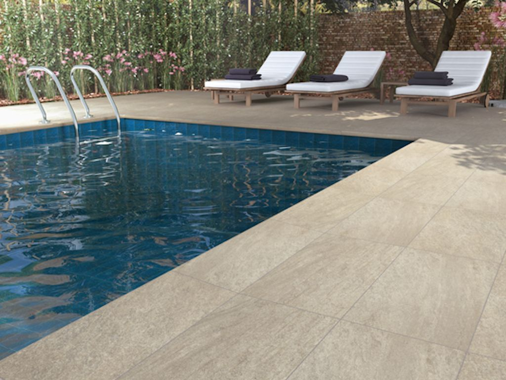 cotswold swimming pool tiles