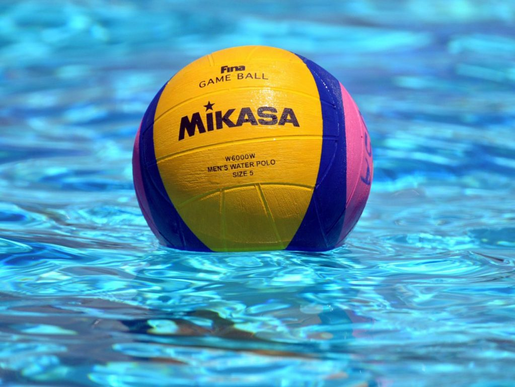 May 27, 2012; Newport Beach, CA, USA; General view of a FINA water polo Mikasa ball during the exhibition game between the Hungary and the United States at Newport Harbor high school. The United States defeated Hungary 12-9. Mandatory Credit: Kirby Lee/Image of Sport-USA TODAY Sports