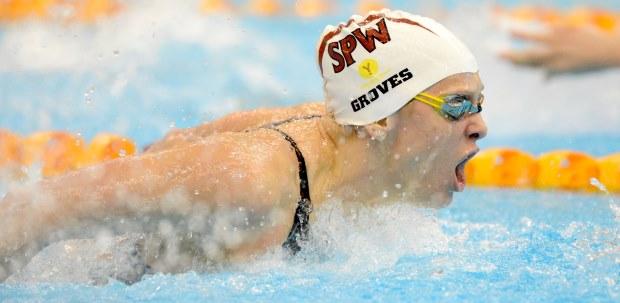 Swim stars come to Melbourne   Swimming VIC