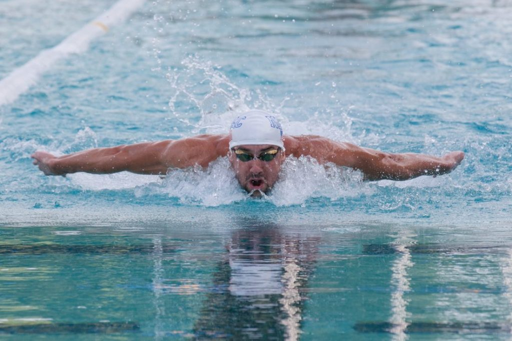 Michael Phelps - Butterfly
