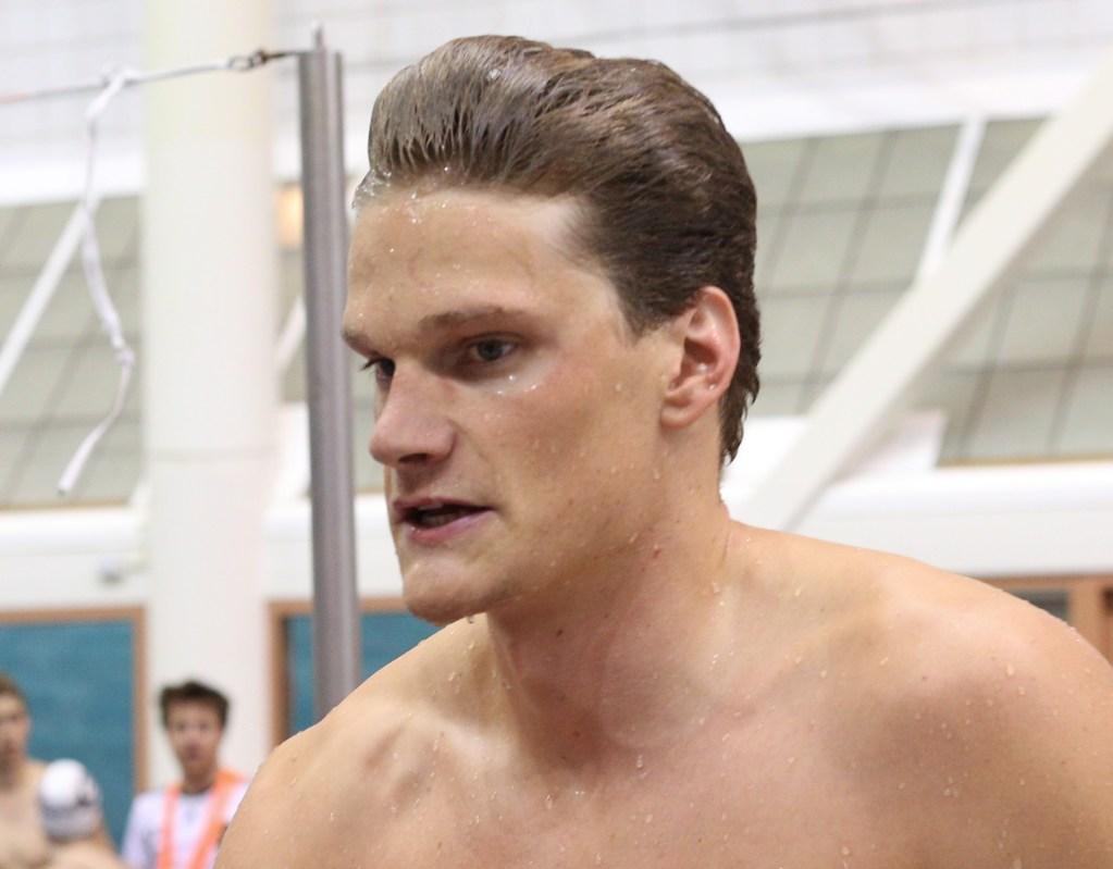 Yannick Agnel world championship