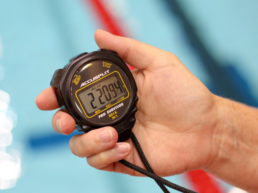 2016 olympic swimming qualifying times