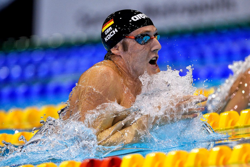 Marco Koch Germany 200m Breaststroke Men Swimming 32nd LEN European Championships Berlin, Germany 2014 Aug.13 th - Aug. 24 th Day08 - Aug. 20 Photo Andrea Staccioli/Deepbluemedia/Insidefoto