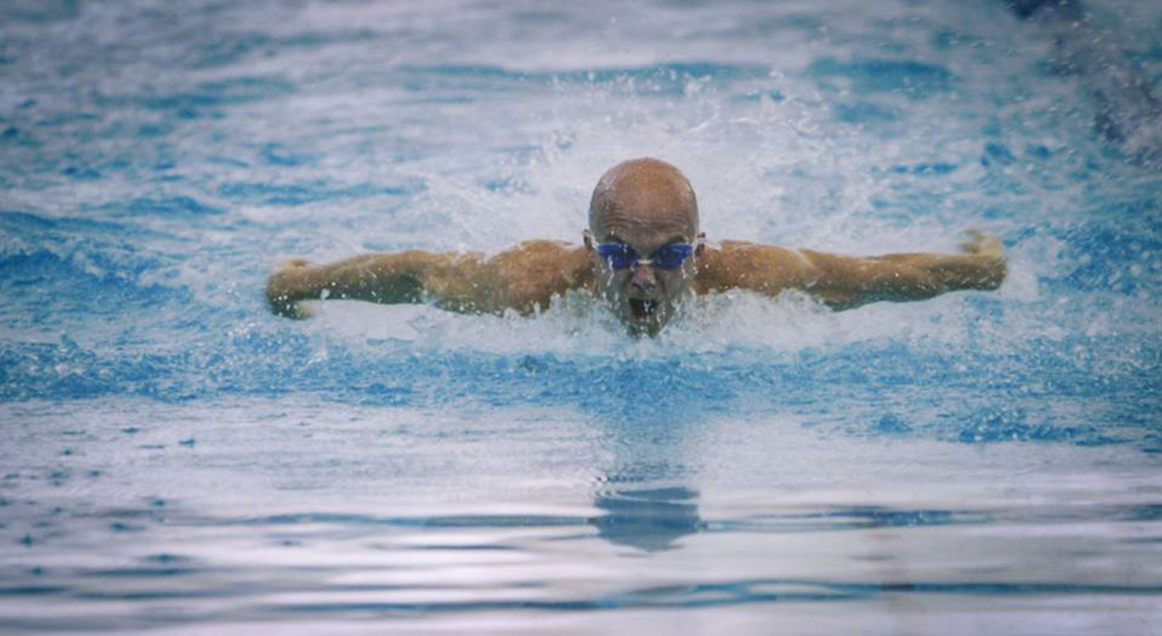 Donald Graham Posts 50 Fly Masters World Record