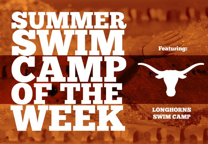 Longhorns Swim Camp