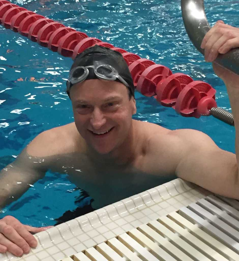 Fritz Bedford Masters World Record