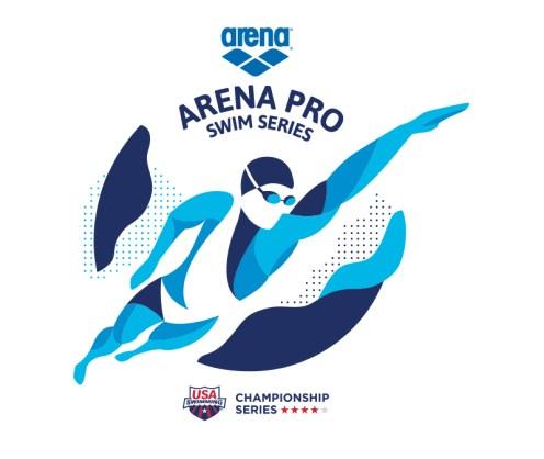 Arena Pro Swim Series Logo