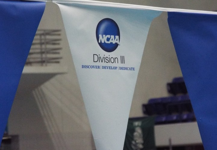 NCAA Division III Swimming