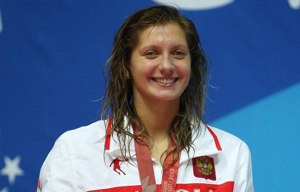 Svetlana Chimrova World University Games Gwangju 2015