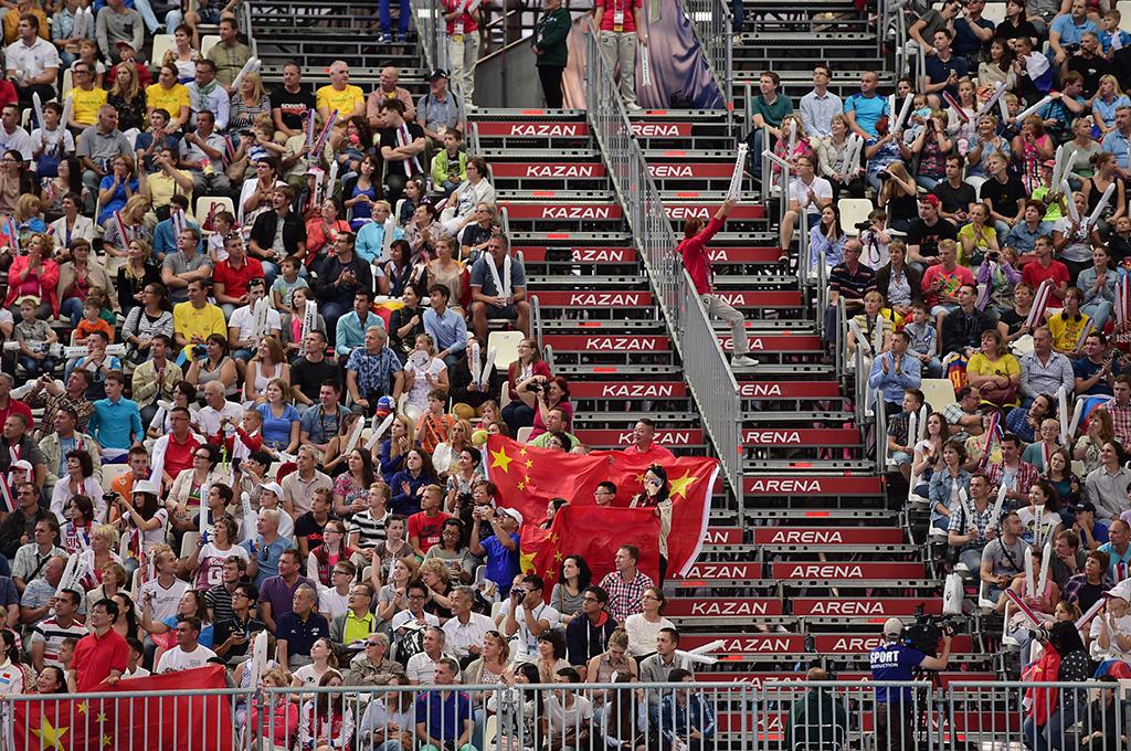 china-flag-world-championships