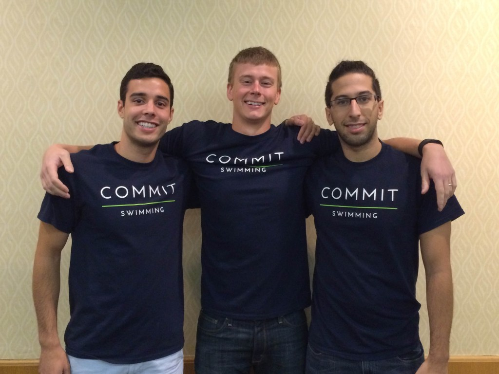 commit-swimming