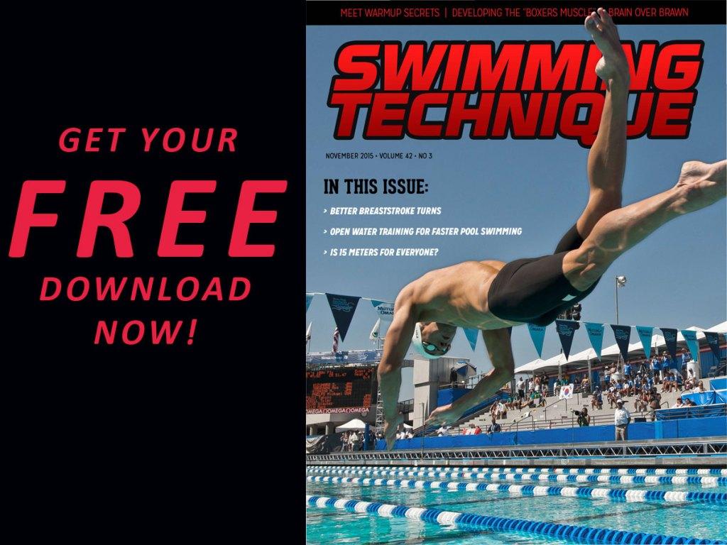 Swimming Technique Magazine October 2015