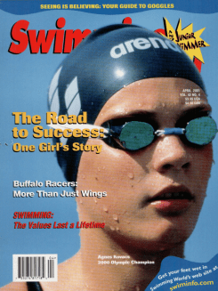 swimming-world-magazine-april-2001-cover