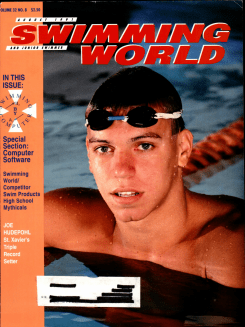 swimming-world-magazine-august-1991-cover