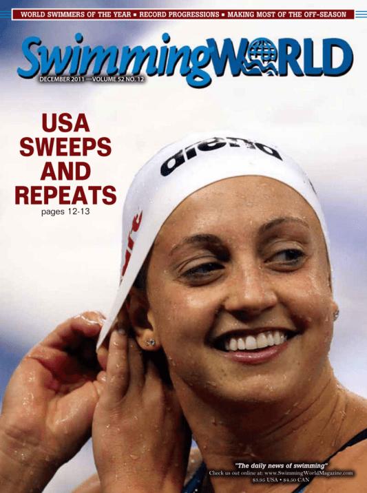 swimming-world-magazine-december-2011-cover