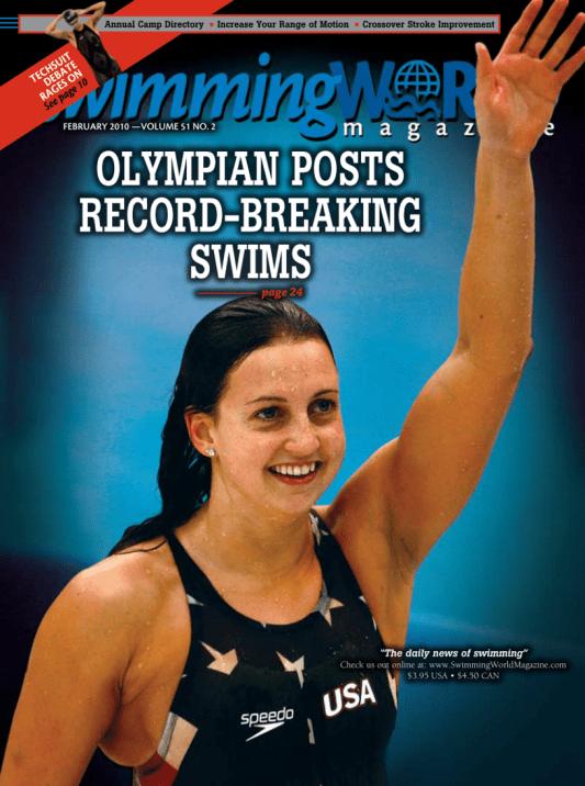 swimming-world-magazine-february-2010-cover