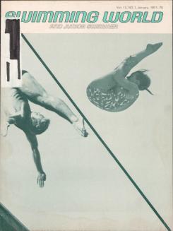 swimming-world-magazine-january-1971-cover