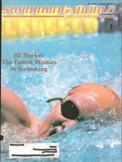 swimming-world-magazine-january-1981-cover