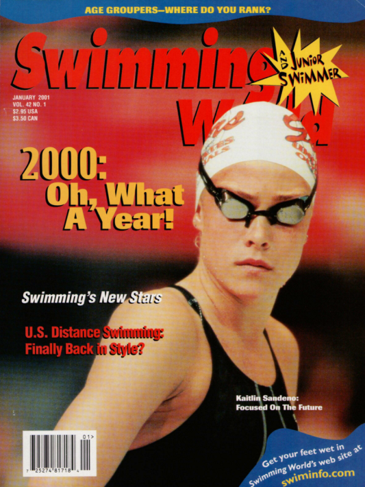 swimming-world-magazine-january-2001-cover