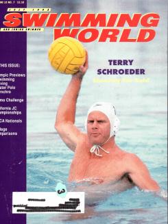 swimming-world-magazine-july-1992-cover