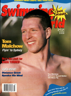 swimming-world-magazine-march-2000-cover