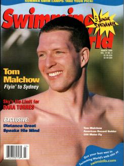 swimming-world-magazine-march-2000-cover