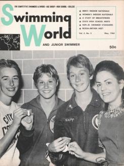 swimming-world-magazine-may-1964-cover