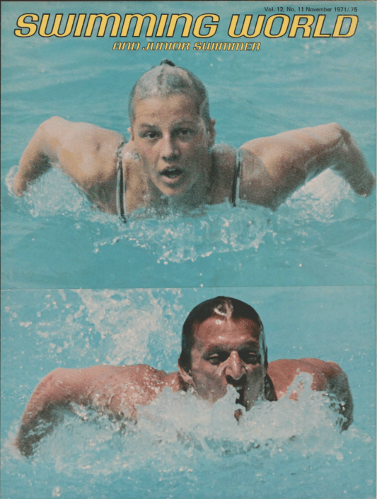 swimming-world-magazine-november-1971-cover
