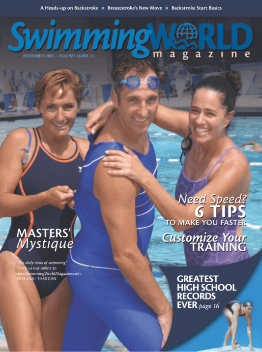 swimming-world-magazine-november-2005-cover