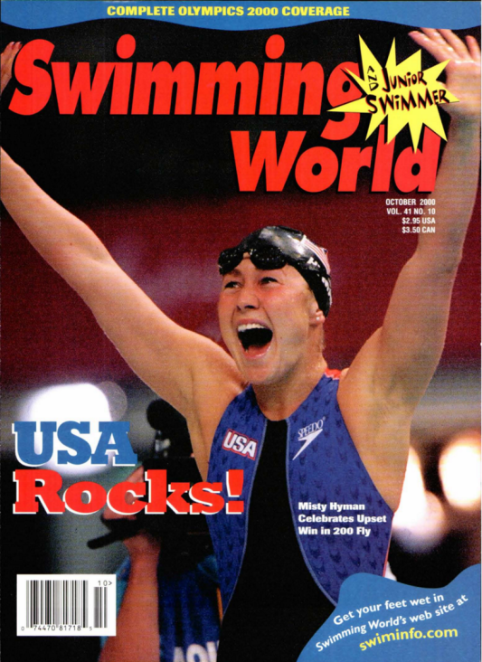 swimming-world-magazine-october-2000-cover