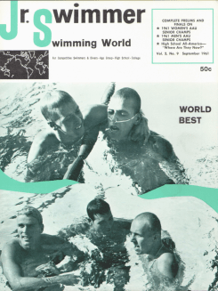 swimming-world-magazine-september-1961-cover