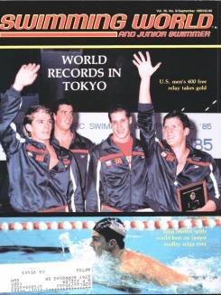 swimming-world-magazine-september-1985-cover