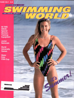 swimming-world-magazine-september-1991-cover