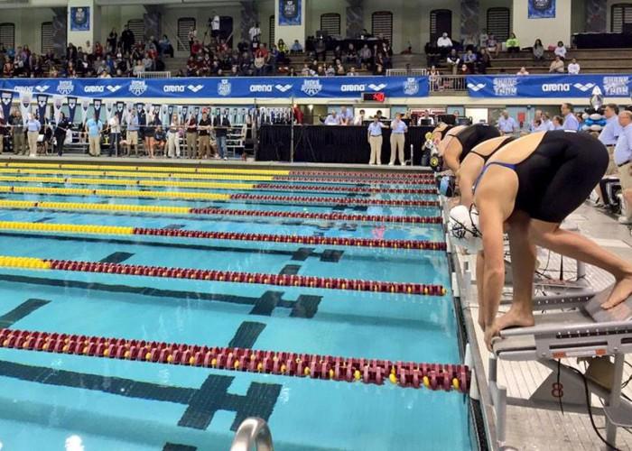 Arena Pro Swim Series Minnesota