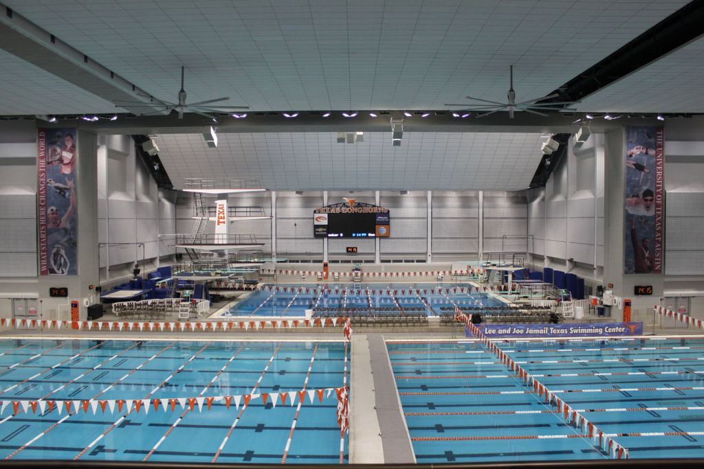 Lee and Joe Jamail Texas Swimming Center-22982458153