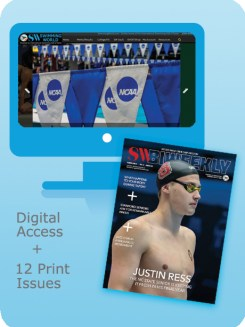 Swimming World Digital_Access_Plus_12_Print_Issues