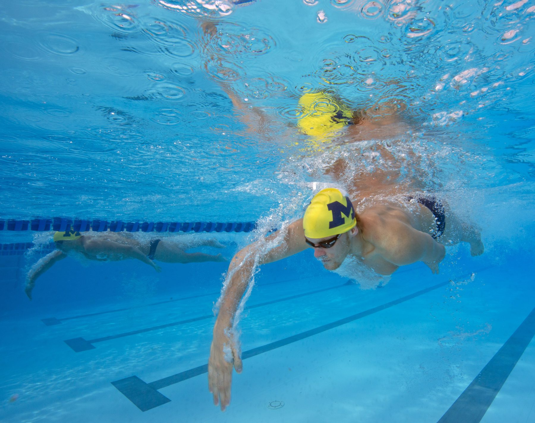 Breaking Down Proper Freestyle Body Position - Swimming