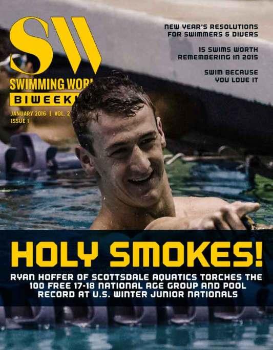 Swimming World Biweekly
