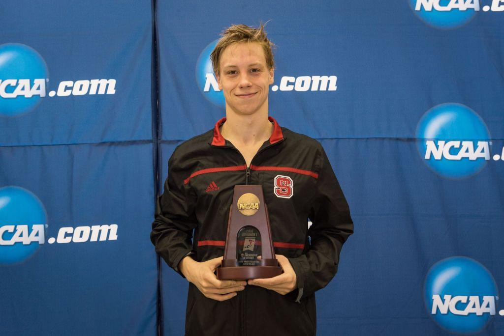 2016.03.26 NCAA Mens Swimming Championships_Reagan_NC State Anton Ipsen