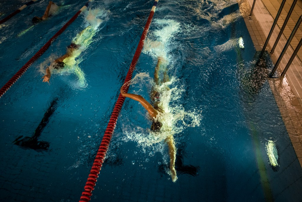 Swim Sets That Trigger Confidence Before A Race Swimming World News