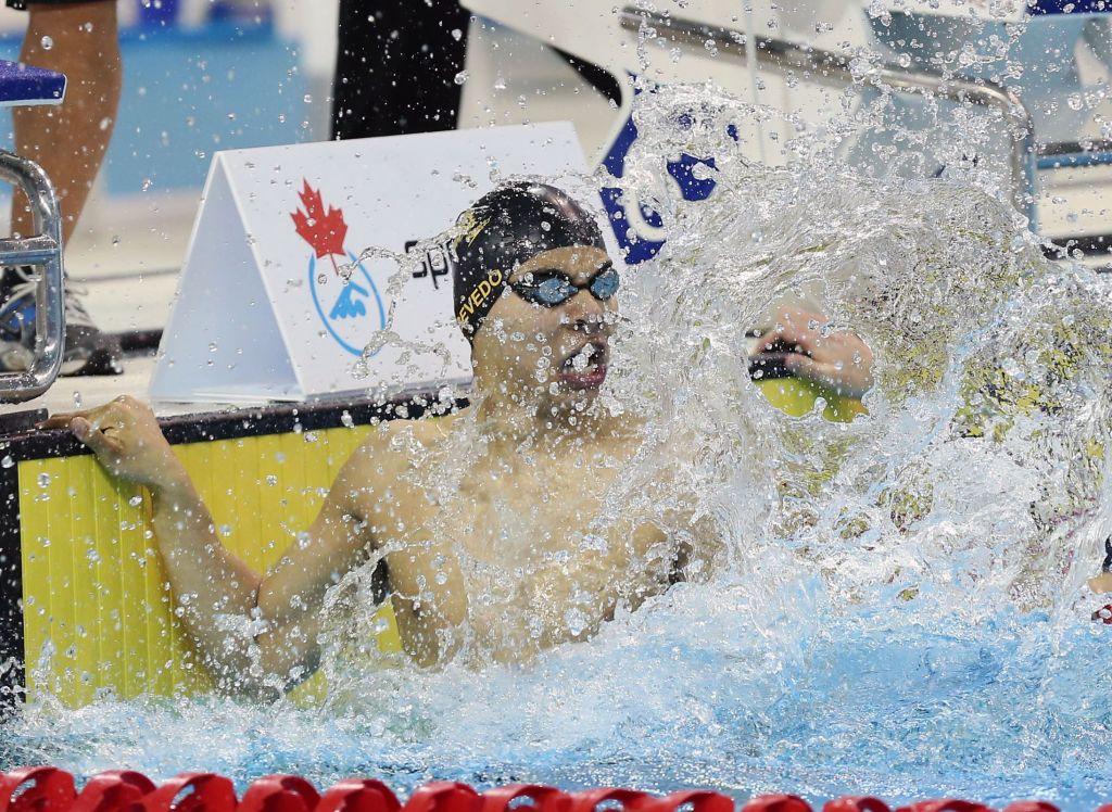 Olympic Trials-finals-6apr2016. Photo Scott Grant
