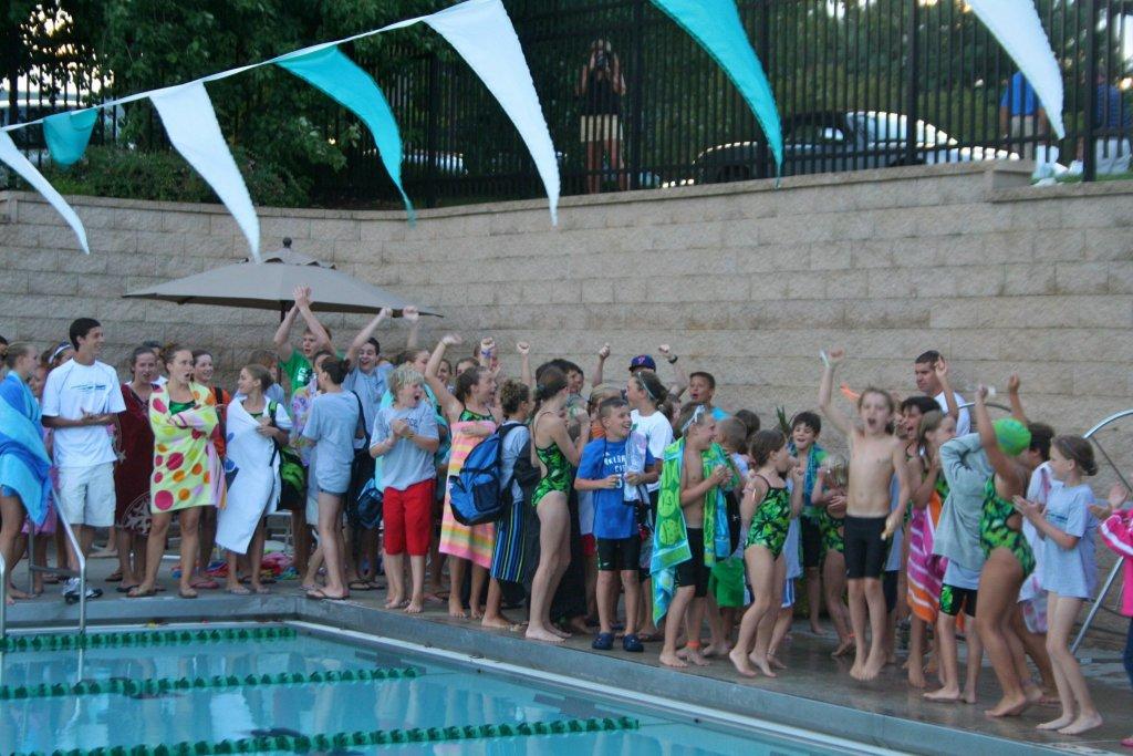 winning_celebration_summer_swim_2011