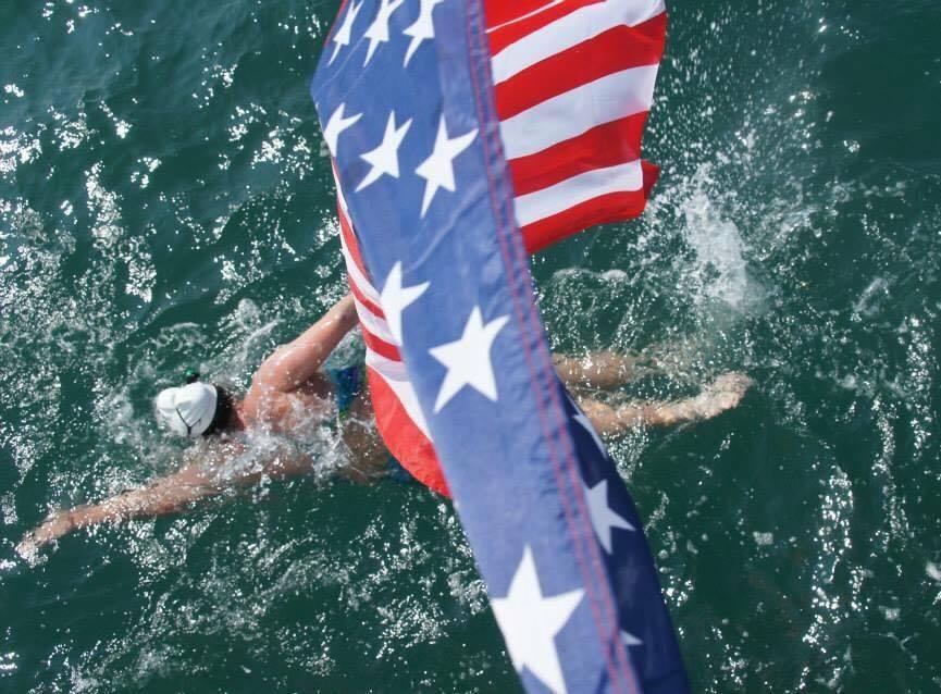 Marathon Credit Card Login >> Marathon Swimmer Charlotte Samuels: Working to Make Water Accessible to All