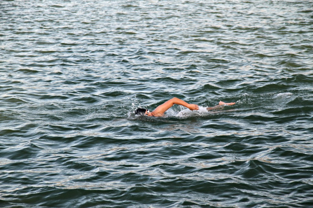 Paige-christie-swimming-english channel