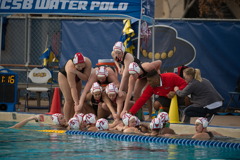 2017 UCSB Winter Invitational Water Polo