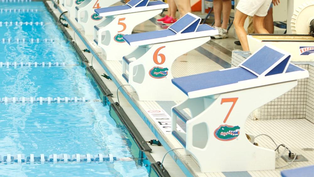 Florida Gators Swim Camp