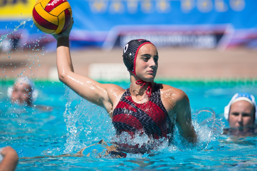 July 31, 2016; Palo Alto, CA, USA; U14 Santa Barbara 805 vs Rosebowl at USA Water Polo Junior Olympics. Photo Credit: Catharyn Hayne - KLC foots for USA Water Polo.