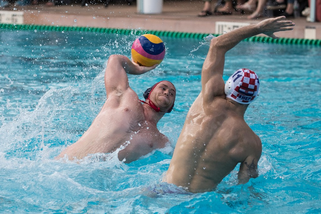 USA Water Polo - Tony Azevedo Retirement
